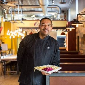 Chef Chris Smith
